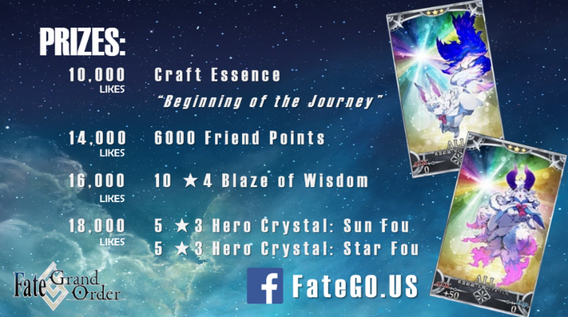 Fate/Grand Order Mobilizes Fans to Unlock Rewards for Upcoming Launch