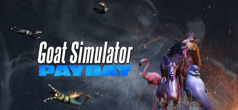 Goat Simulator PAYDAY Now Available on Mobile Devices