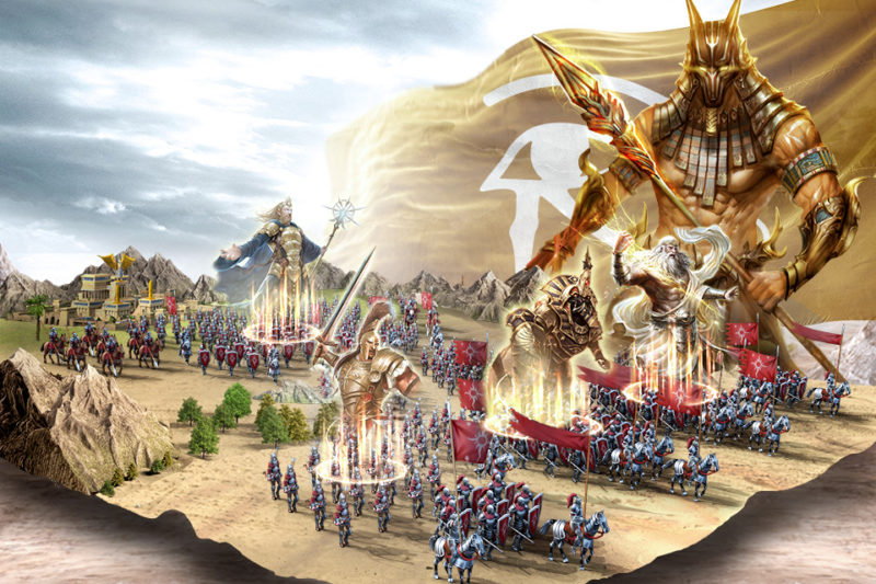 Immortal Conquest: Europe New Update Allows Alliances to Form Legions