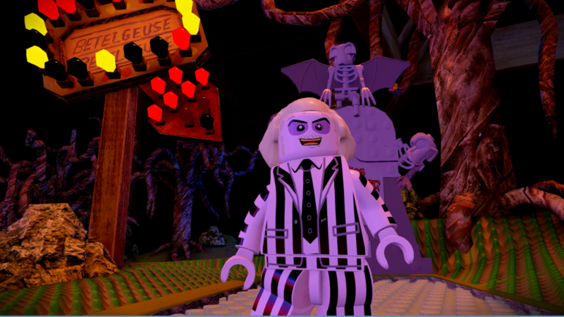 LEGO Dimensions Welcomes The Powerpuff Girls, Teen Titans Go! and Beetlejuice in September