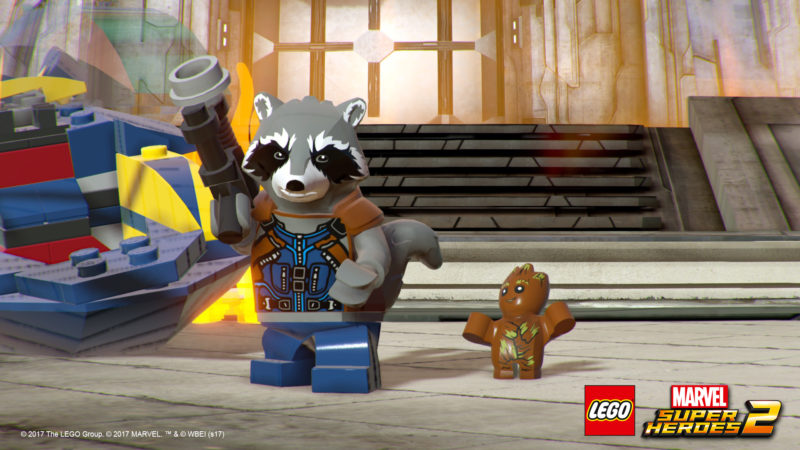 LEGO Marvel Super Heroes 2 Official Announcement Trailer Released