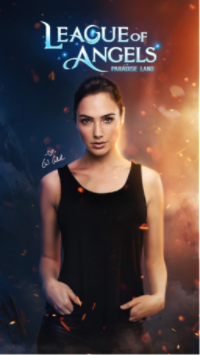 League of Angels – Paradise Land Launches on Mobile with Gal Gadot