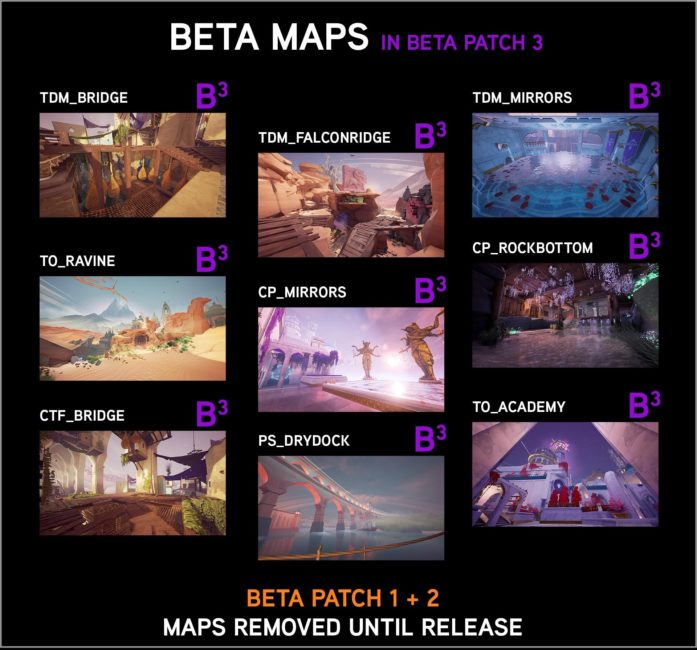 Mirage: Arcane Warfare Beta Gets 9 New Maps and Character Customization in Beta Refresh