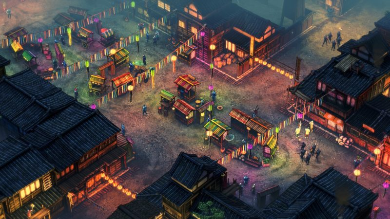 Shadow Tactics: Blades of Shogun Review for PS4