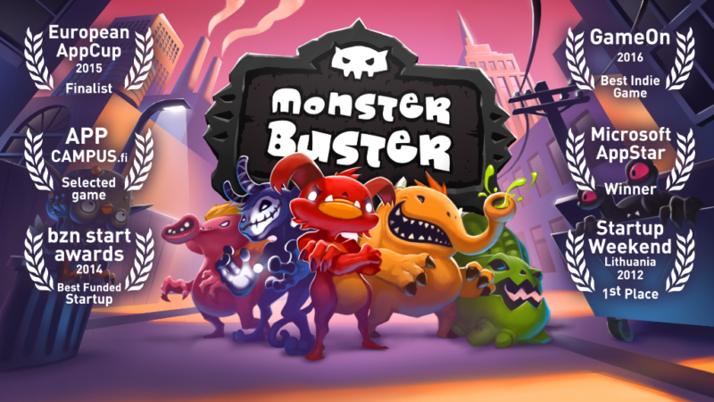 Monster Buster: World Invasion Coming to iOS May 24