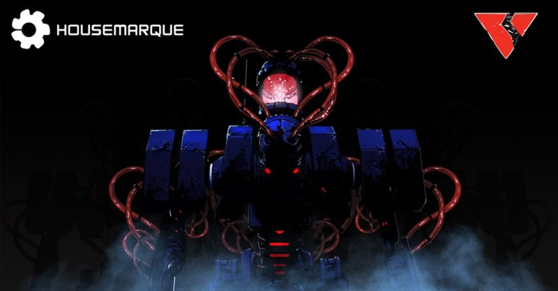 NEX MACHINA Twin-Stick Shooter by Housemarque Launching on PS4 and PC June 20