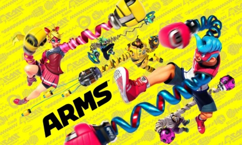 Nintendo Unleashes a Barrage of Details for the New ARMS Game for Nintendo Switch