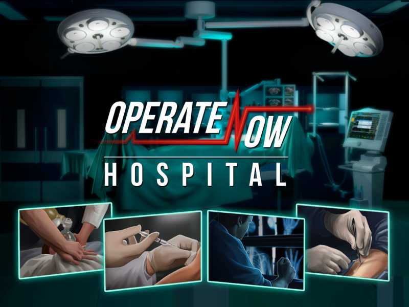 Operate Now: Hospital REVIEW for iPhone
