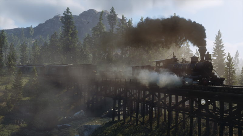 Red Dead Redemption 2 Expecting to Launch Spring 2018, New Screenshots