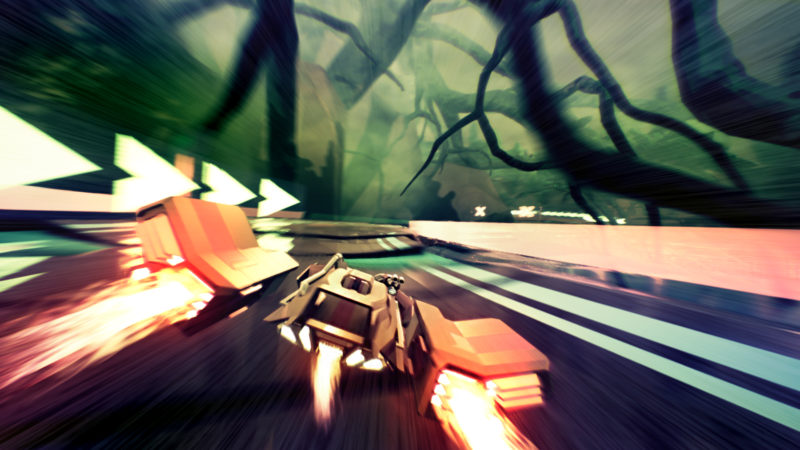 Redout: Lightspeed Edition Shifts Gears onto PS4 and Xbox One