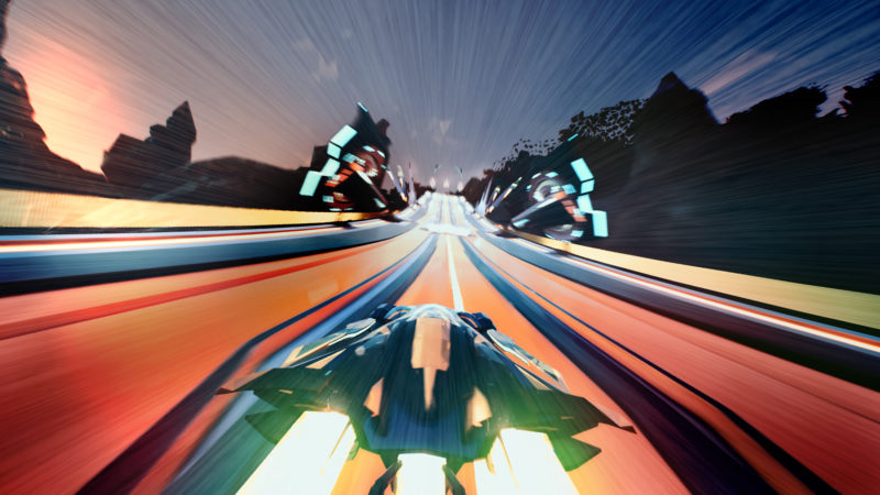Redout: Lightspeed Edition Blasts onto PS4 and Xbox One