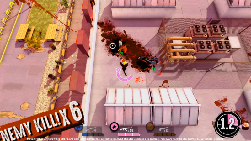 The Dog Days Are Here: Time-bending Reservoir Dogs: Bloody Days Video Game Launches Today