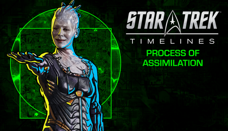 Star Trek Timelines Borg Event 'Process of Assimilation' Kicks Off May 4