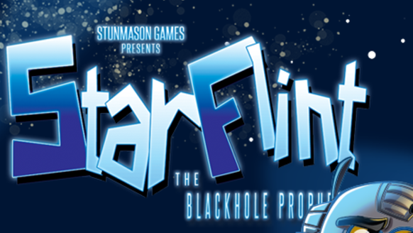StarFlint Comedy Cosmic Space Point-and-Click Adventure Game Needs Your Support on Kickstarter