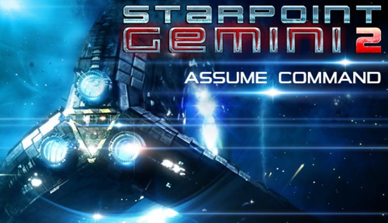 STARPOINT GEMINI 2 Being Offered for Free on Steam by Iceberg Interactive for 48 Hours