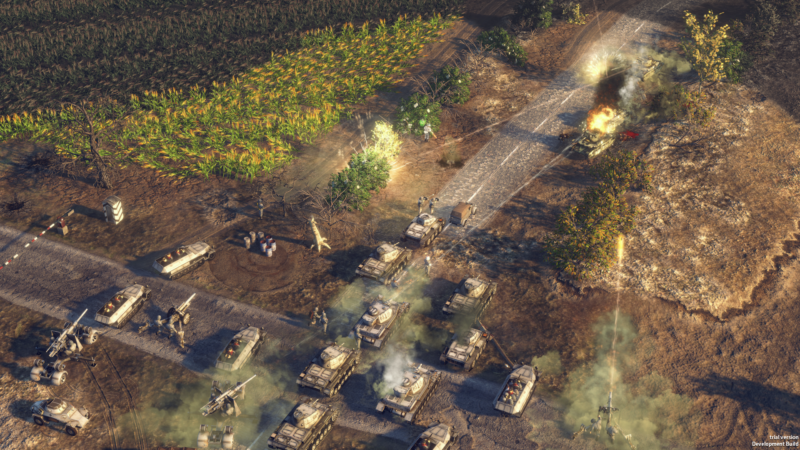 Legendary World War II RTS Series Returns with Release of SUDDEN STRIKE 4 this August