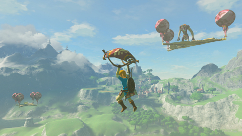 The Legend of Zelda: Breath of the Wild First DLC Pack Detailed by Nintendo