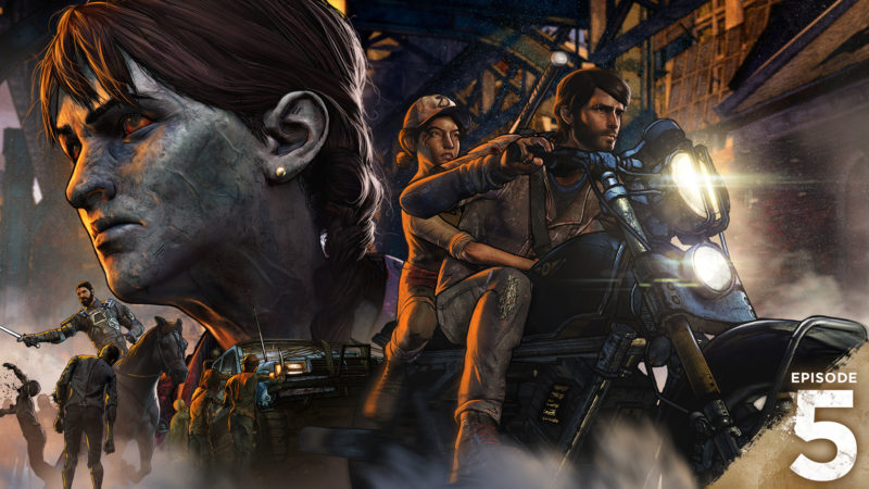 The Walking Dead: The Telltale Series - A New Frontier Reaches Season Finale May 30