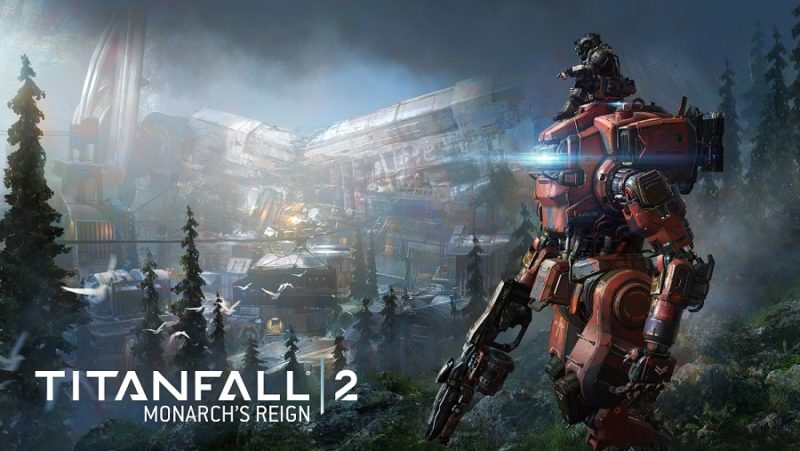 Titanfall 2: Monarch's Reign DLC Now Available