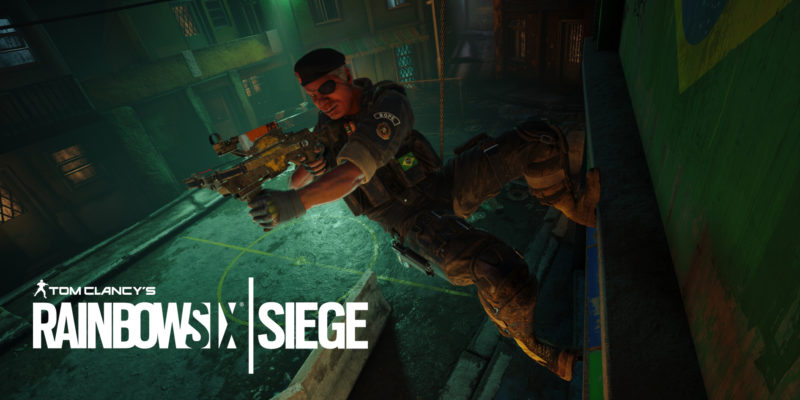 Rainbow Six Siege Debuts Siege: The Rising Scene and Operation Health Web Page