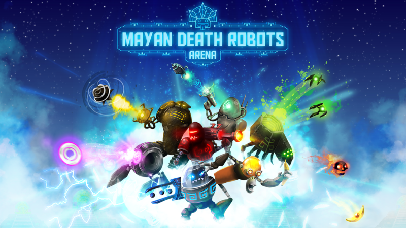 Mayan Death Robots: Arena Launches on Xbox One with Online Play