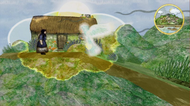 Scéal: The Irish Folklore Adventure Review for PC