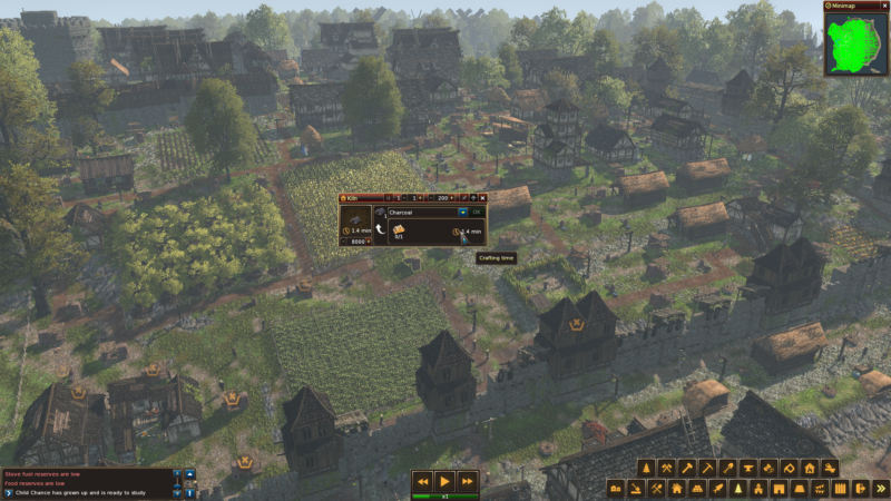 LIFE IS FEUDAL: FOREST VILLAGE Now Available on Steam