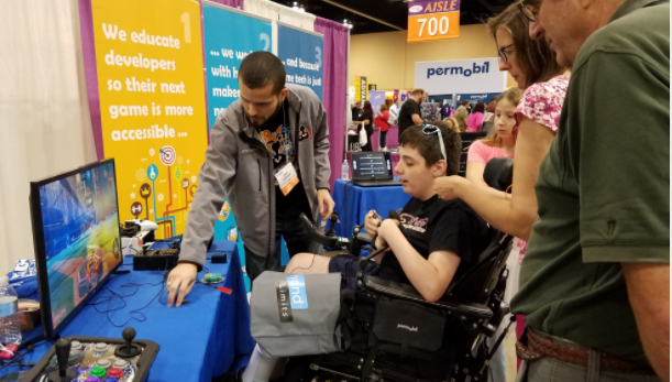 Disabled Gamers Can Join the AbleGamers Player Panels Team to Work Alongside Developers