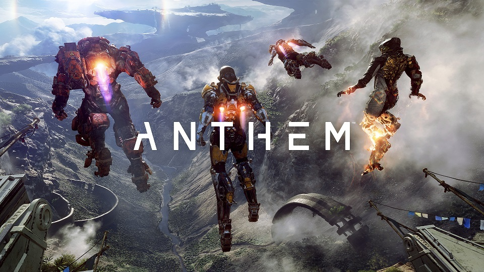 ANTHEM is BioWare's New IP, E3 Trailer