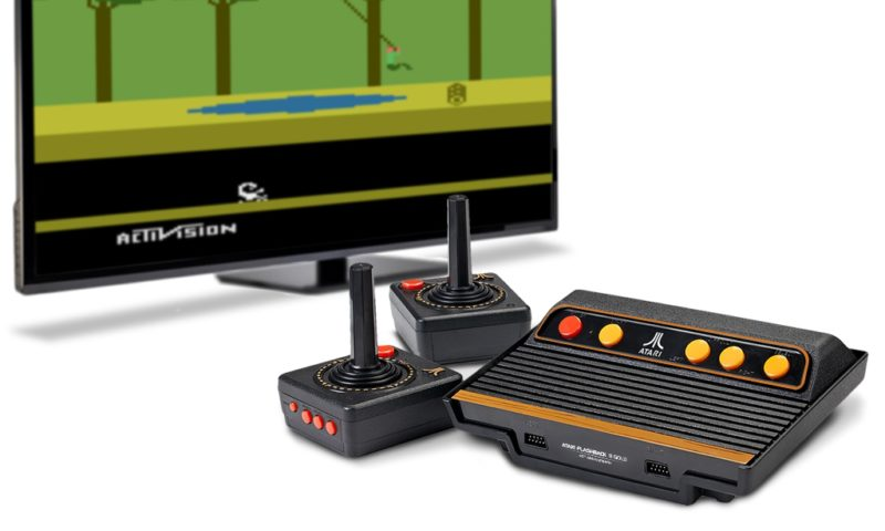 Launch Dates Announced for New Atari 2600/Sega Genesis Consoles & Handhelds from AtGames