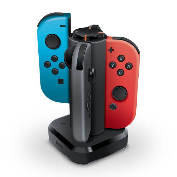 Nintendo Switch Accessories Unveiled by Bionik at E3 2017