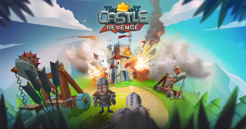 CASTLE REVENGE Action Strategy Game Now Available on Mobile Devices