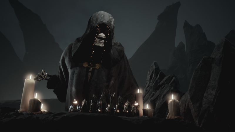 CHESS ULTRA Lets You Take on the Grim Reaper, Out this Month