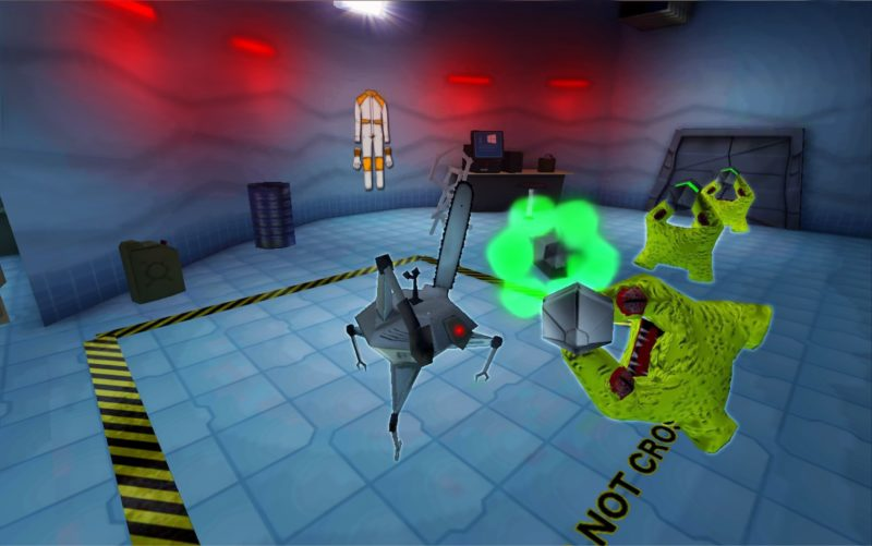 DEADLY LABS Side-Scrolling 3D Survival Shooter Releases Beta on Mobile