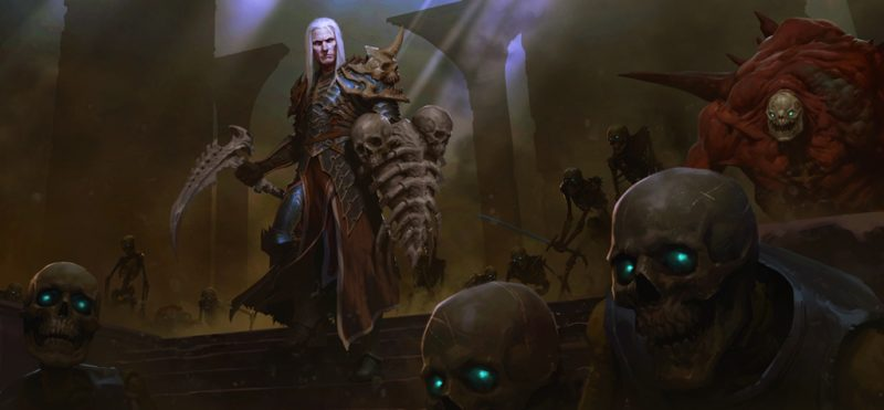 DIABLO III Rise of the Necromancer Pack Unleashes June 27