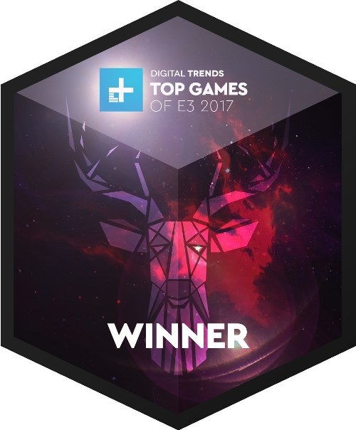 Top Games of E3 2017 Award Winners Named by Digital Trends