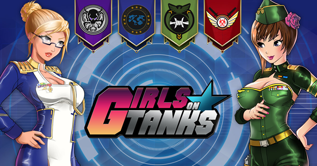 Nutaku Launches Action-Packed Sexy War Game Girls on Tanks