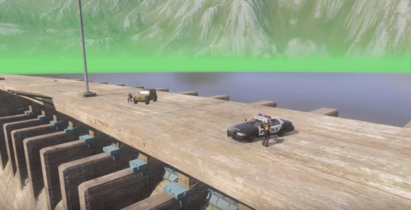 H1Z1: King of the Kill Adds Team Scoring, New Gas Ring System and More