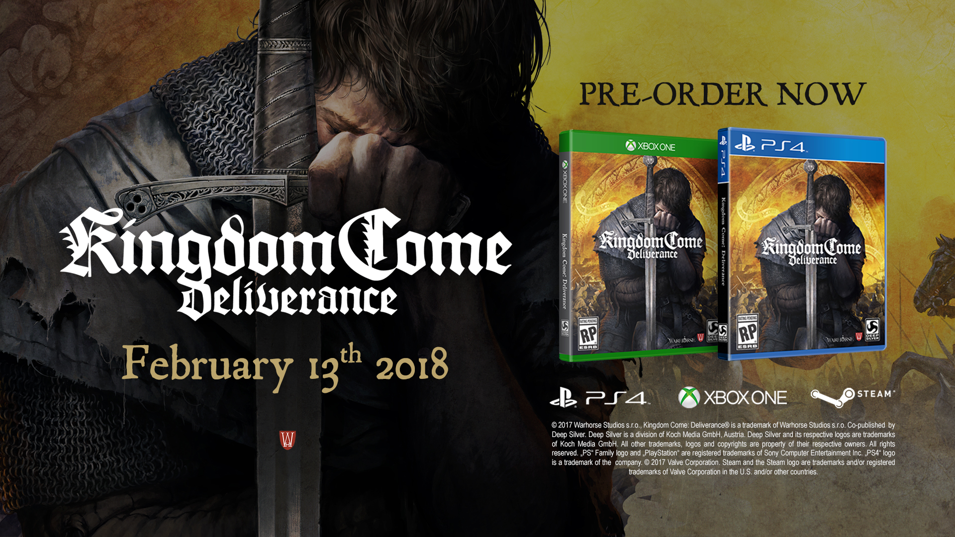 Kingdom come release date in Melbourne