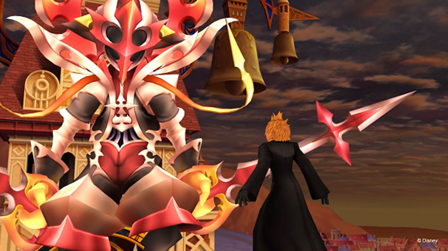 KINGDOM HEARTS HD 1.5 + 2.5 ReMIX New Update Available
