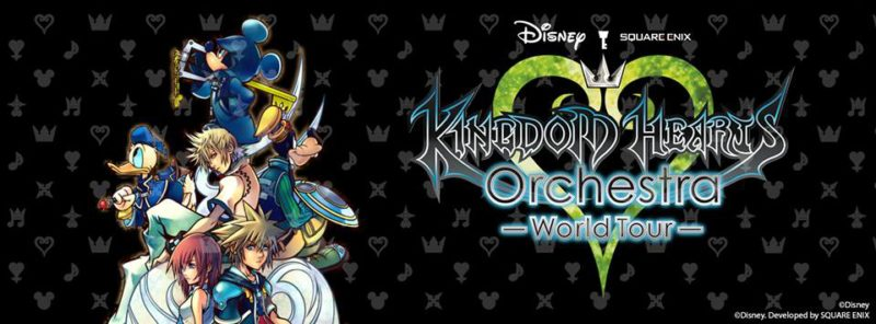 KINGDOM HEARTS Orchestra – World Tour – Premiere in Los Angeles & New York