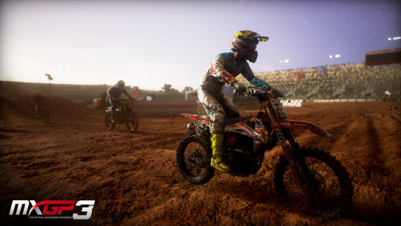 MXGP3 Hits the Dirt Tracks Today