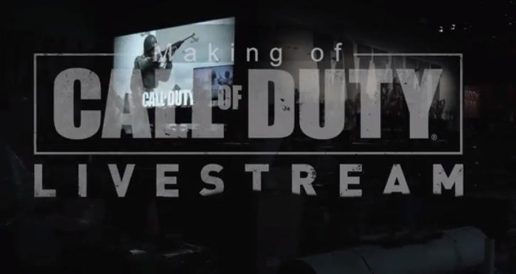 Activision's Making Call of Duty Livestream Series Returns to Facebook Live