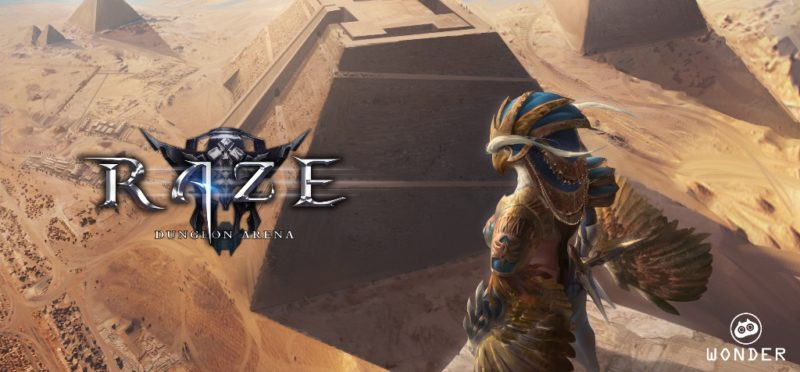 Raze: Dungeon Arena Begins Pre-Registration for Mobile Release in August
