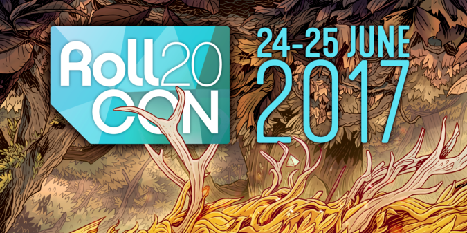 Roll20CON Streamed Live this Weekend on Twitch