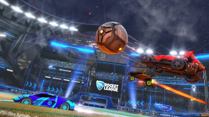 ROCKET LEAGUE Anniversary Update Revealed at RLCS World Championship