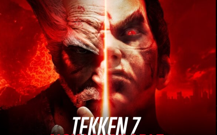 TEKKEN 7 Now Available on PS4, Xbox One & Steam