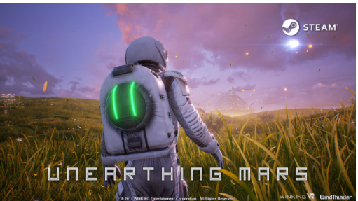 Unearthing Mars VR Now Available on Steam