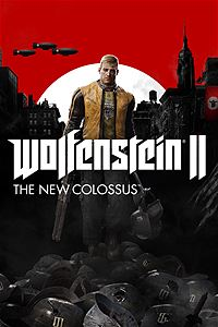 Wolfenstein II: The New Colossus New Gameplay Trailer #2 Teaser