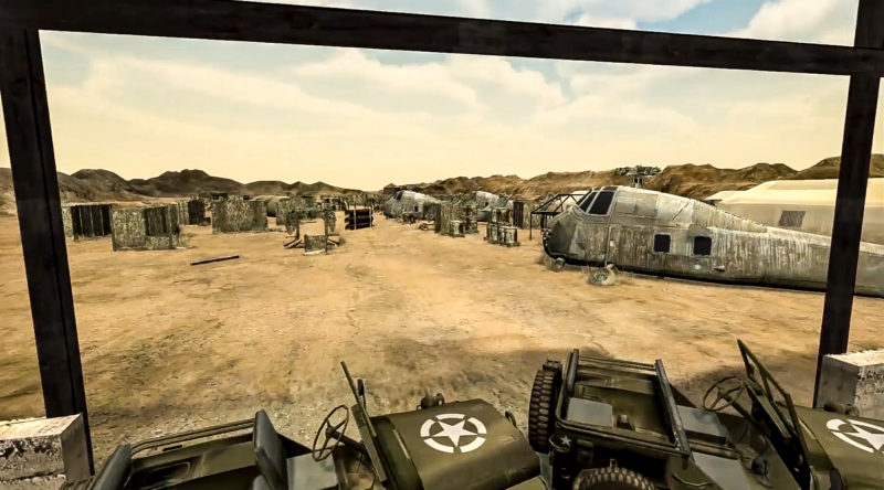 XFIELD PAINTBALL 3 The Authentic Multiplayer Paintball Game Now Available on Steam